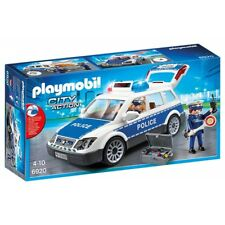 PLAYMOBIL Police Car With Lights and Sounds - 6920