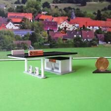 Art.Nr. 5003 - Tankstelle - Modellbausatz - Spur-Z