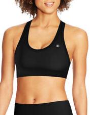c86530dcdb9c2 Size XS Black Sports Bras for Women