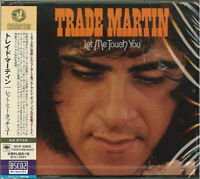TRADE MARTIN-LET ME TOUCH YOU-JAPAN CD BONUS TRACK D20
