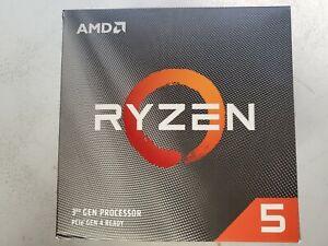 AMD Ryzen 5 3600x 3.8GHz 6 Core AM4 Boxed Processor