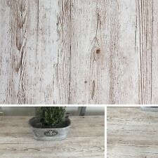 NEW DIY Kitchen Worktop Light Wood Vinyl Cover Self Adhesive Sticky Back Wrap