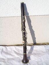 Alte Klarinette