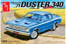 Amt 1971 Plymouth Duster 340 1/25 1118 Maquette en PLASTIQUE