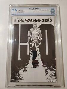 The Walking Dead  #150 Variant 1:100 CGG 9.6 Death Of Morton Rose.Robert Kirkman