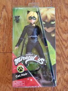 "Cat Noir Miraculous Ladybug 11"" Fashion Doll Action Figure Brand New In Box"