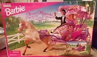 Barbie Sweet Magnolia Horse and Carriage 1996 Special Edition Vintage WalMart R9
