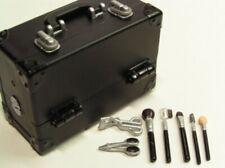 Re-ment dollhouse miniature black vanity case / beauty case 2005