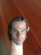 "1/6 Scale DIY Custom Sam Winchester Jared Padalecki Male Head For 12"" Body"