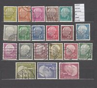 STAMPS LOT GERMANY  USED (L14537)
