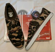 Radii The Jax Bubble Camo Shoes - Mens Casual Low Top - Size 11.5  Brown