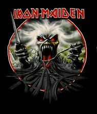 IRON MAIDEN cd lgo CALIFORNIA HIGHWAY Official SHIRT XL new