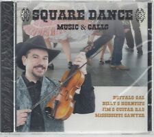 CD--DIVERSE -- ----MUSIC & CALLS- SQUARE DANE