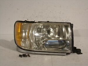 02 03 2002 2003 INFINITI QX4 HID XENON PASSENGER RIGHT HEADLIGHT ASSEMBLY #10013