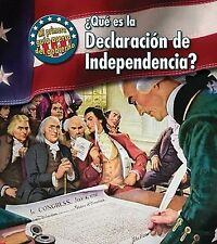 ¿Qué es la Declaracion de Independencia? (Mi Primera Guia Acerca Del Gobierno /