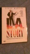 L.A. Story ( 1998 DVD) Steve Martin, Victoria Tennant, Marilu Henner, R Grant