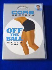 Gunnar Peterson's Core Secrets DVD Off the Ball Legs, Glutes, & Abs
