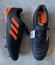 New listing Adidas Copa 20.3 FG Firm Ground Soccer Cleats Mens Size 10.5 Black Orange EH1498
