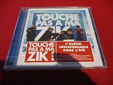 "CD NEUF ""TOUCHE PAS A MA ZIK"" Cyril HANOUNA & Les Freres Bogdanoff, ..."