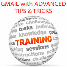 GMAIL Essential and Advanced TIPS & TRICKS - Video Training Tutorial DVD