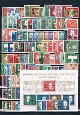 DEUTSCHLAND BUND 1955-2000 KOMPLETT !!!! POSTFRISCH 1A
