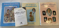 Lot of Patricia Smith Doll books Madame Alexander & Modern Collector's Dolls