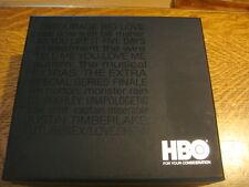 HBO BOX SET EMMY DVD s Bill Maher Bob Saget Mr Wuhl Justin Timberlake SEALED