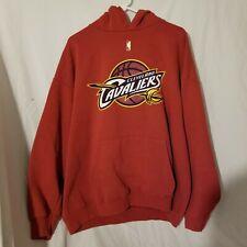 Cleveland cavaliers NBA Majestic 2XL Hoodie maroon hooded sweatshirt