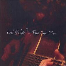 ARIEL BELKIN - FIND EACH OTHER NEW CD