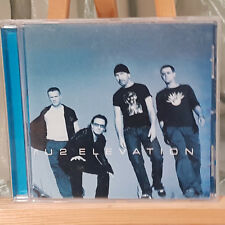 U2 - ELEVATION CD Single 3 Track 2001 Includes fold out poster and card CIDX780