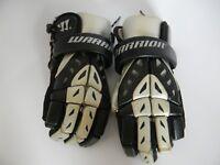 "Mens Warrior Adrenaline 7.0 Series Lacrosse 12"" Black Gloves"