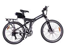 Elektrofahrräder in Schwarz