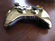 Xbox 360 Wireless Controller - Gold C-3PO Edition VERY RARE New