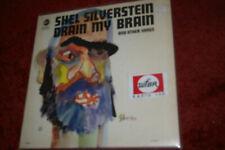 SHEL SILVERSTEIN DRAIN MY BRAIN VINYL LP  ORIGINAL 1967