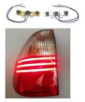 2007 - 2010 BMW X3 Driver Left Quarter Panel Tail Light LED Repair Kit Led Fix