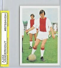 1970 Nico Reijnders AJAX Voetbalsterren Vanderhout