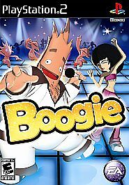Boogie ( Playstation 2, PS2 System ) Black Label ,   DISC Only