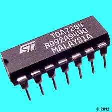 (100) TDA7284 47 dB! ALC / Speech Compressor OP-AMP  < > 47 dB Compression