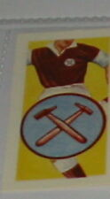 #2 - west ham united Football soccer card
