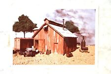 BUILDIN'S THOMAS A YORKE O On3 On30 SCALE RAILROAD BLACKSMITH SHOP MODEL KIT mz