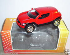 NOREV 3 INCHES 1/54 VW VOLKSWAGEN CONCEPT T 241 CV 230 KM/H ROUGE IN BOX a
