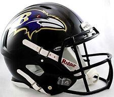 Baltimore Ravens Riddell NFL Football Authentic Speed Full Size Helmet
