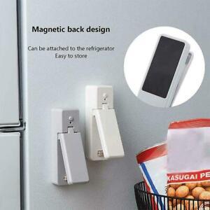 Mini Portable Bag Sealer USB Compact Kitchen Snack Sealing Machine Heat B1O3