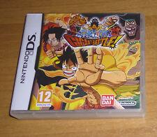 Jeu nintendo DS - One piece Gigant Battle  / DS lite / DSi / 3DS et XL