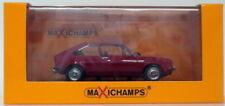 Artículos de automodelismo y aeromodelismo Alfa Romeo color principal rojo escala 1:43