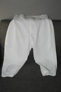 Oakland A's MLB Authentic Majestic White Baseball Pants