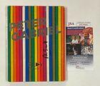 "Peter Gabriel GENESIS Signed Autograph Auto "" Play: The Videos "" DVD JSA COA"