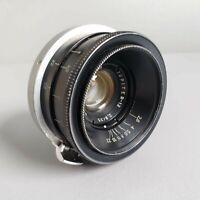 Jupiter-12 Lens USSR f2.8/35mm  Kiev Contax RF mount