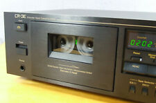 NAKAMICHI CR-3E, REFERENZ, 3-HEAD-DUALKAPSTAN with NEW BELTS, MINT CONDITION