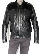 414712f95 Gucci Leather Flight/Bomber Coats & Jackets for Men for sale | eBay